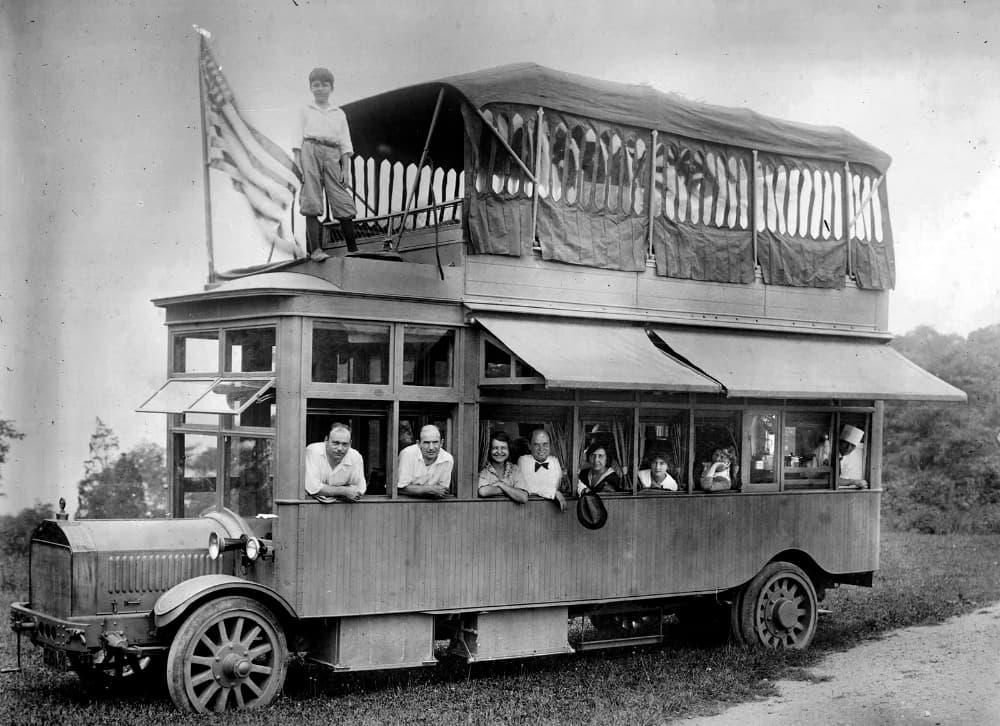 ¿Quién inventó la autocaravana? Las primeras autocaravanas de la historia
